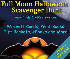 Win Books and Prizes in the Night Owl Reviews Full Moon Web Hunt