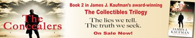 James Kaufman's The Concealers