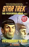 Star Trek #11 : Yesterday's Son, Vol. 1