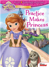 Disney Junior Sofia the First: Practice Makes Princess
