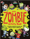 Little Zombie Activity Book
