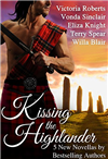 Kissing the Highlander Anthology